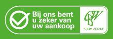 Lundia Oldenzaal CBW-erkend 2015