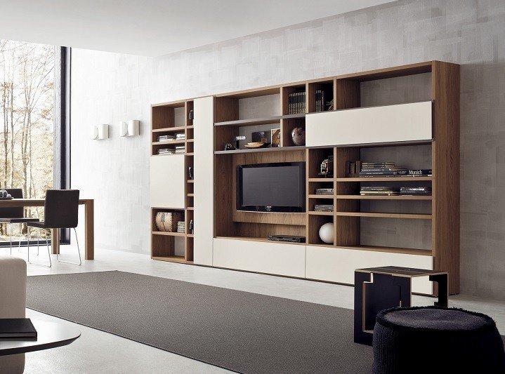 Tv wandmeubel eiken lundia oldenzaal uw kast op maat for Tweedehands meubels webshop