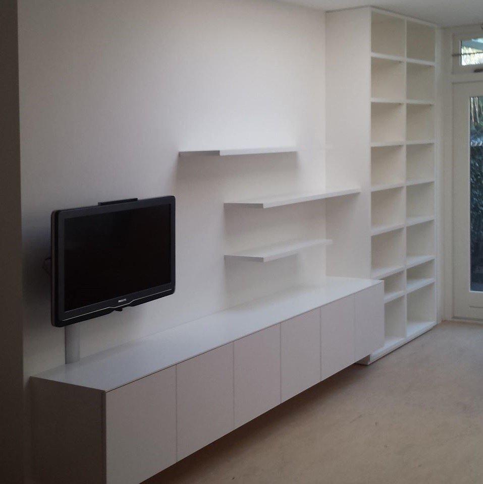Tv kast op maat laten maken bij Lundia Uw Kast op Maat Oldenzaal ...