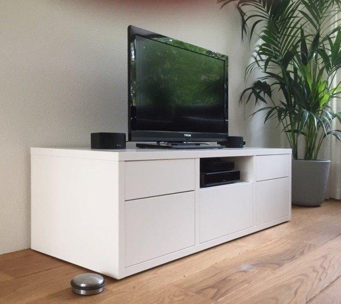 Lundia Tv Kast.Tv Kast Op Maat Laten Maken Bij Uwkastopmaat Oldenzaal Overijssel
