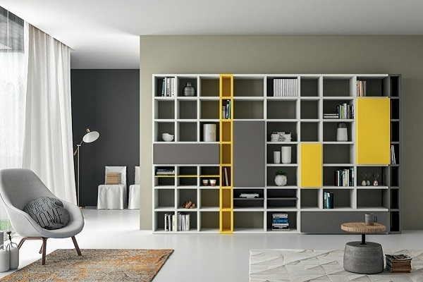 modern wandmeubel cool modern wall units home design with modern wandmeubel good modern. Black Bedroom Furniture Sets. Home Design Ideas