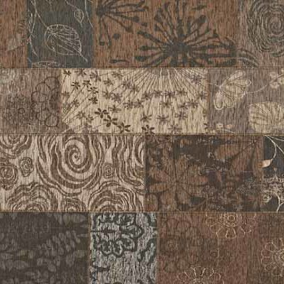 patchwork vloerkleed mirage 17 Taupé