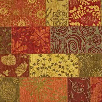 patchwork vloerkleed mirage multi clour
