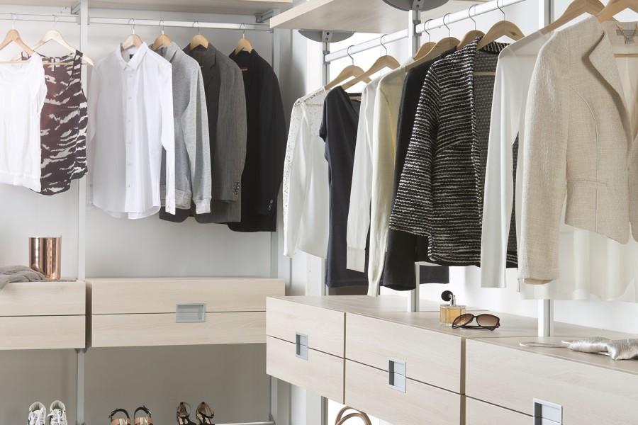 Kledingkasten uw kast op maat for Intercity kleding