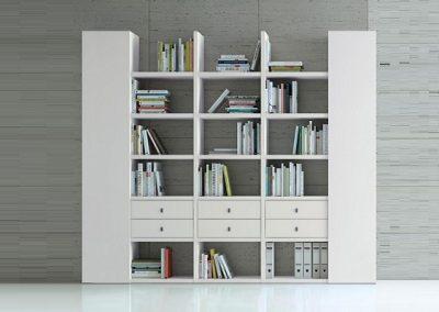 Toro by FIF möbel boekenkast met deuren
