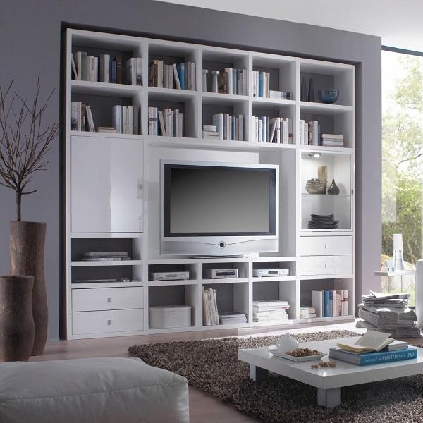 Leuke Moderne Tv Kast.Toro Fif Mobel Van Tv Meubel Tot Boekenkast Modern Kastsysteem
