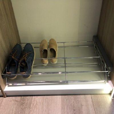 SHS schoenenrek uittrekbaar