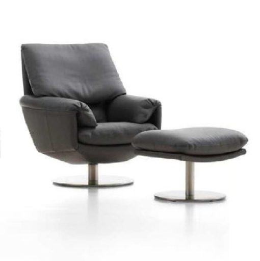 Leolux fauteuil Cece senso berry