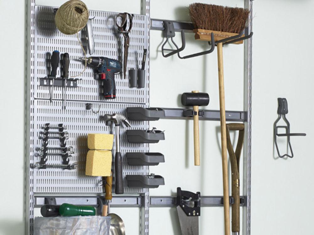 elfa hobby en garage