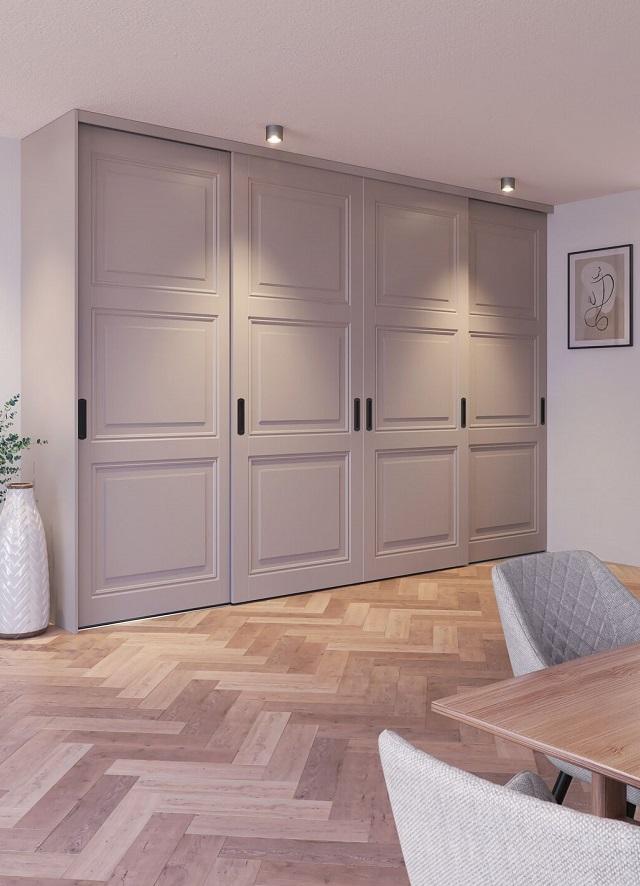 Raffito klassieke stijldeuren premium
