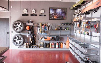 De van Dahls garage