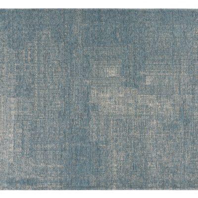 emir lichtblauw vloerkleed