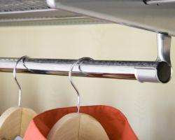 elfa kastinrichting hangroede chroom voor uwkastopmaat