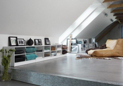 ABC Reoler Quadrant dressoir wit
