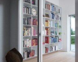 ABC Reoler Quadrant hangende boekenkast